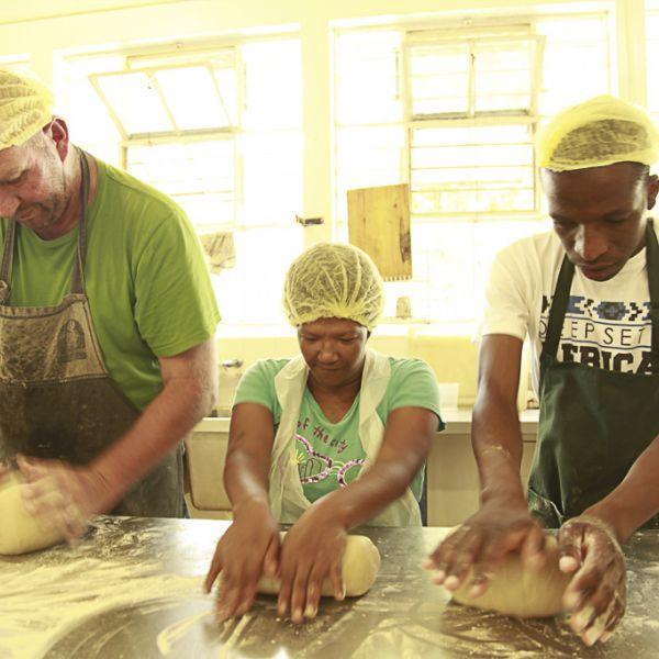Camphill Village Bakery 06