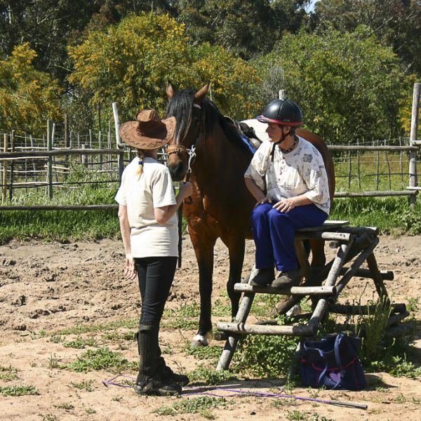 Camphill Village Therapies Equitherapy02