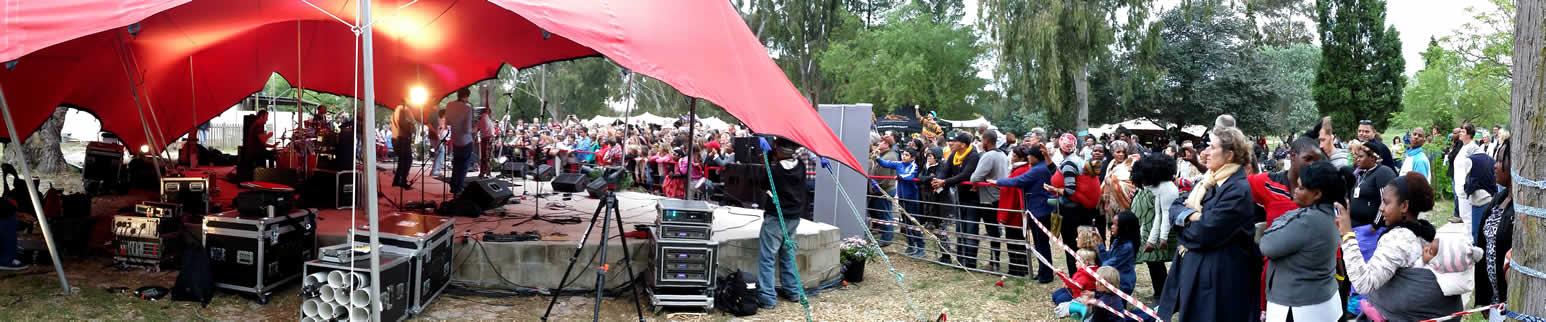Camphill Village Music Festival 2014 - header image