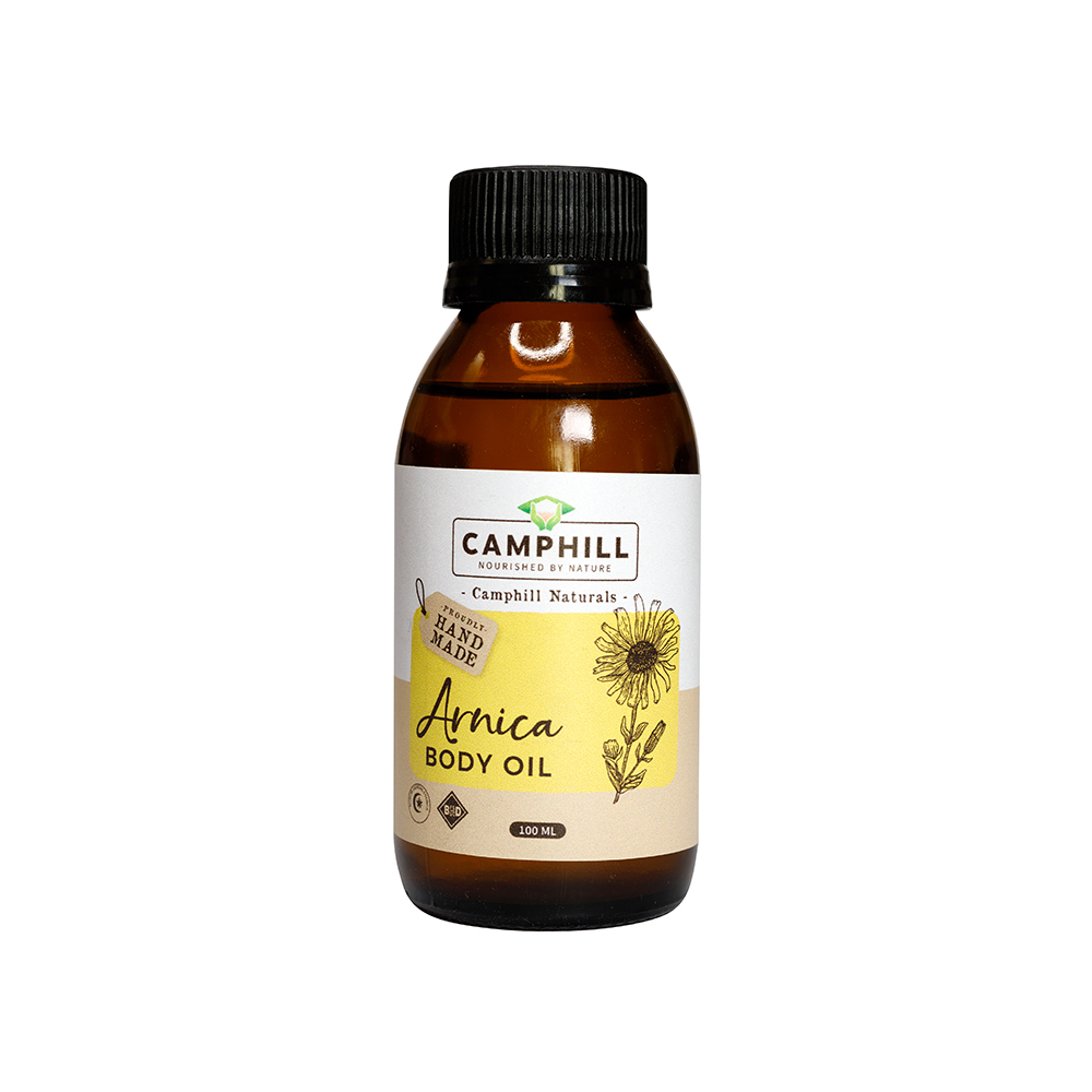 Body Oil - Arnica - 100ml