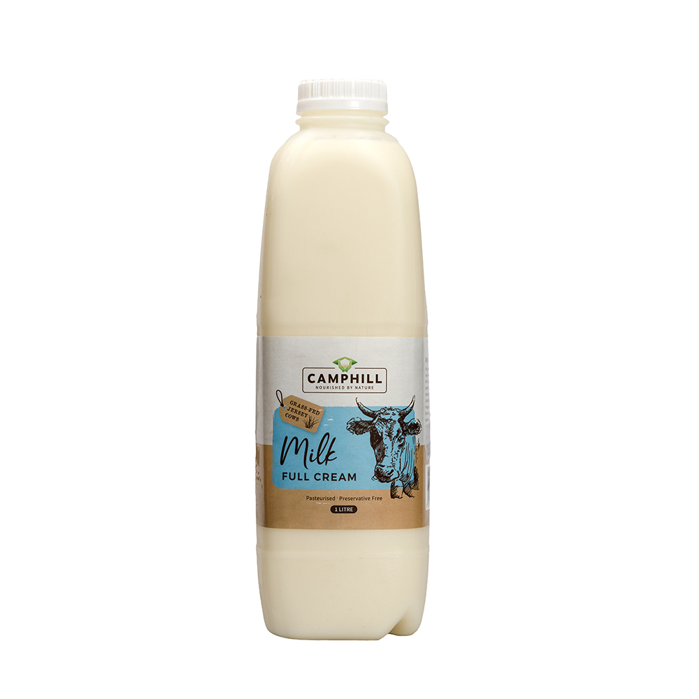 Full Cream Milk - 1 Litre