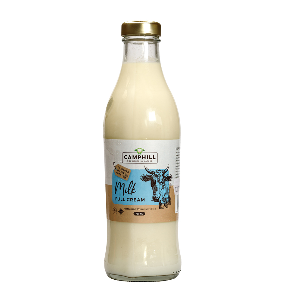 Full Cream Milk - 750ml