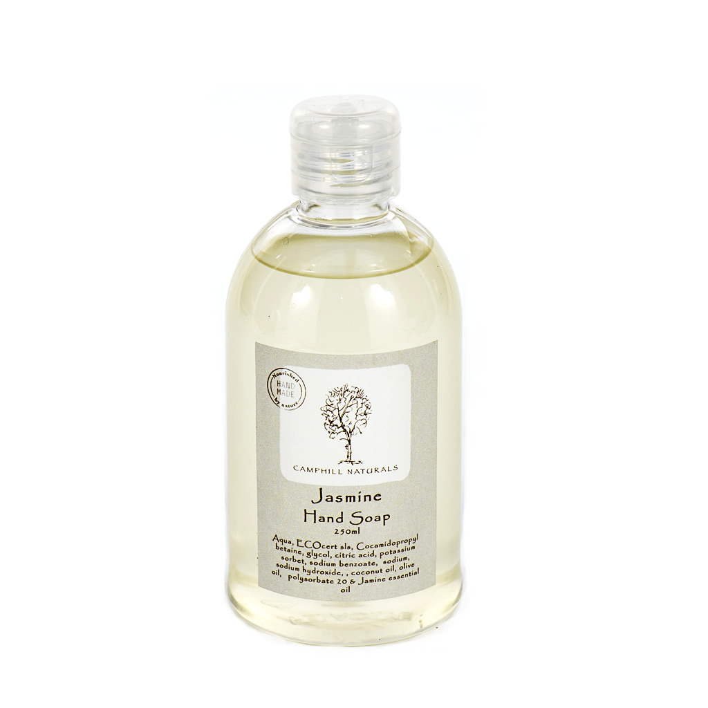 Hand Soap Liquid - Jasmine - 250ml