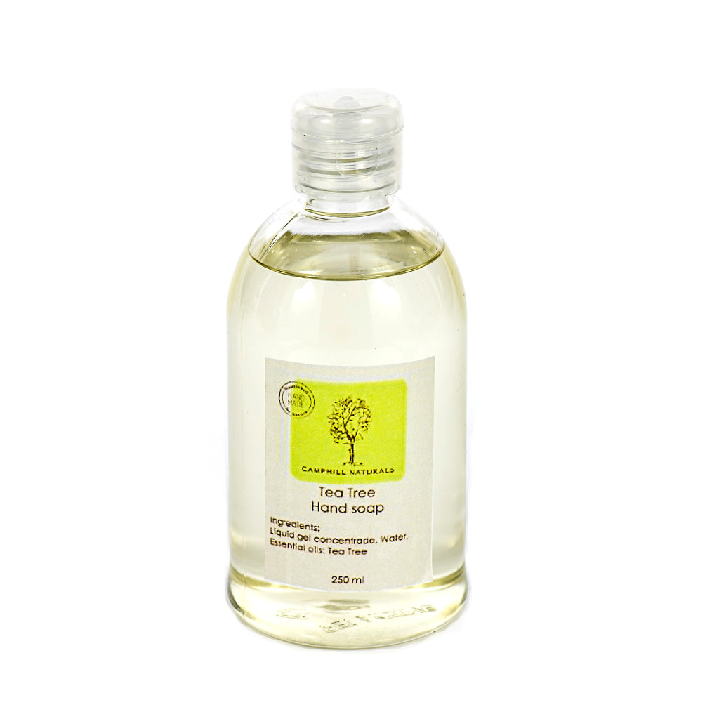 Hand Soap Liquid - Tea Tree - 25ml