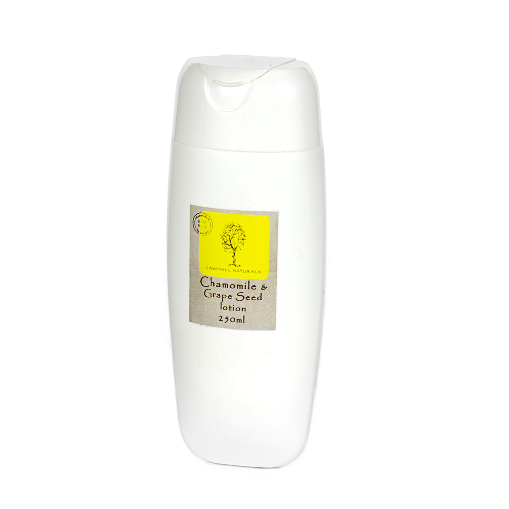 Lotion - Chamomile & Grape Seed - 250ml