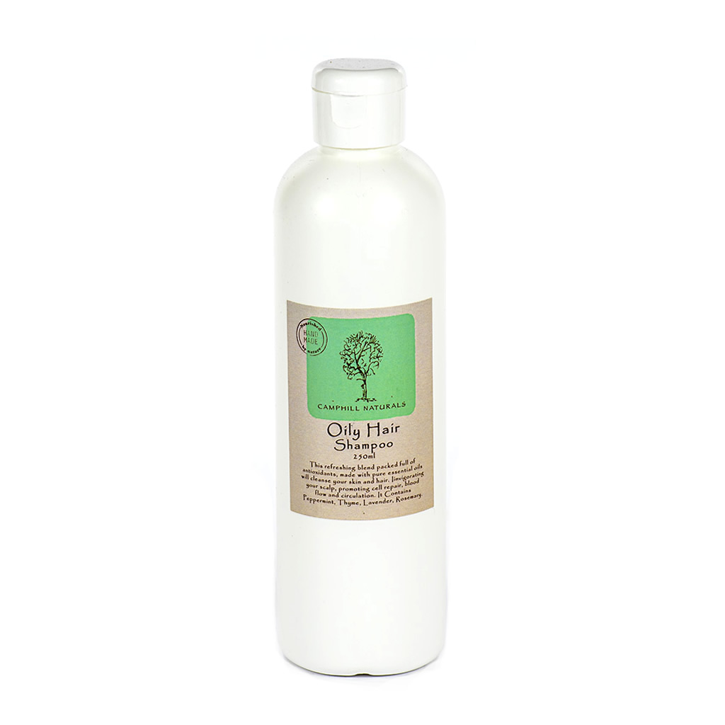 Shampoo - Oily Hair - 250ml
