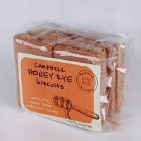 Honey Rye Biscuits